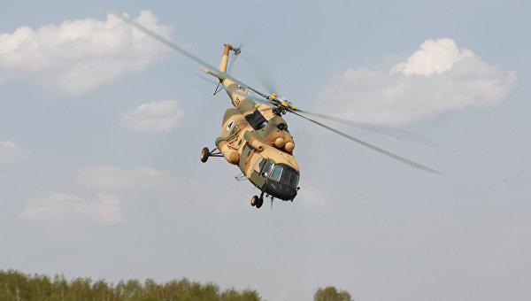 Ми-17, совершивший жесткую посадку в Афганистане, летел в РФ