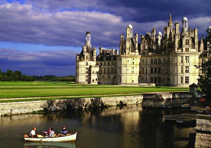 Праздничные пути ведут во Францию