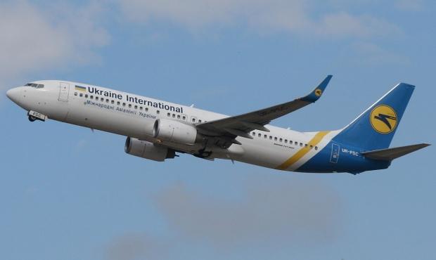 В Украэрорухе признали факт транзита самолетов российских авиакомпаний над Украиной