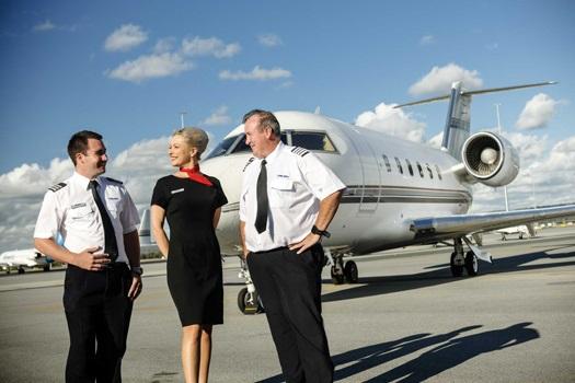 Отличительные особенности деловой авиации