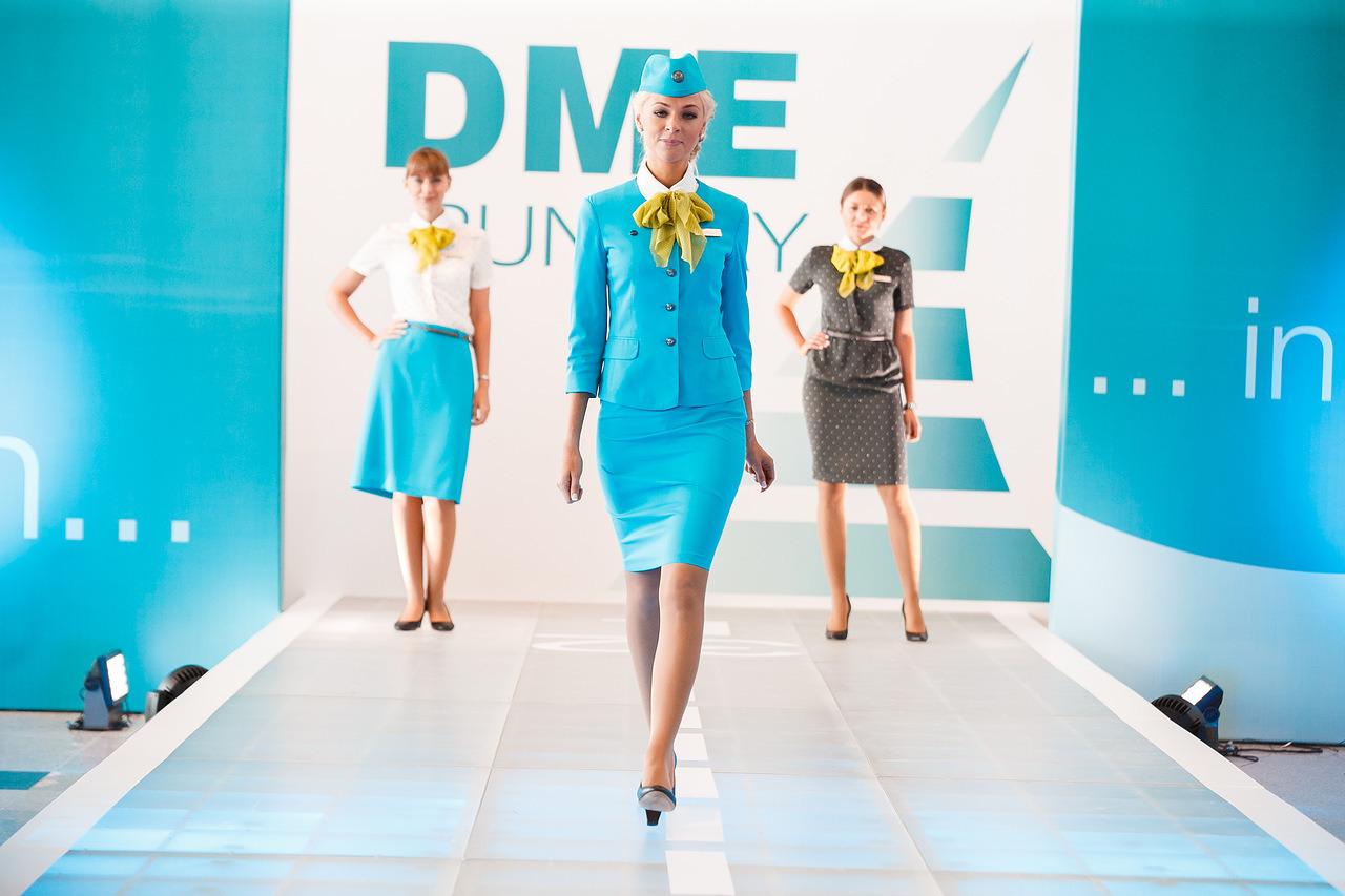DME Runway 2016 — традиционный показ авиационной моды