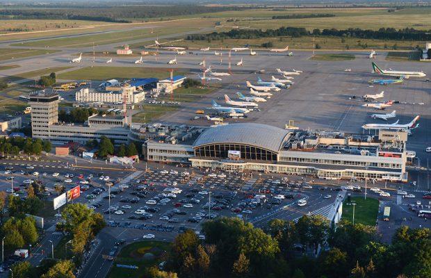 В терминале D аэропорта «Борисполь» сделали перепланировку и увеличили место для пассажиров
