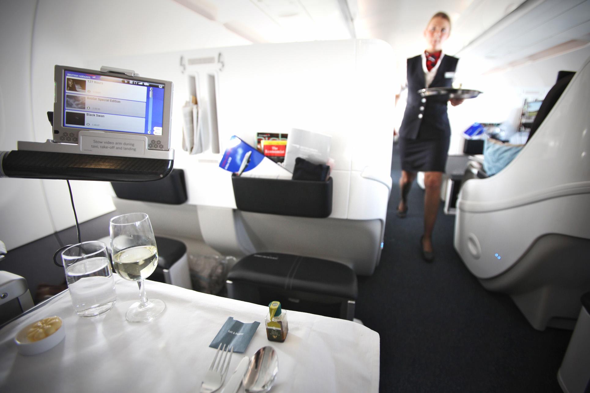 Бизнес-рейсом — к карьерным вершинам