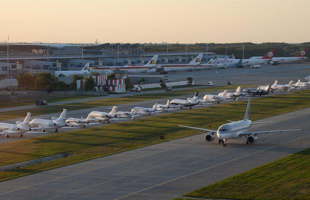 В Днепре хотят закрыть аэропорт
