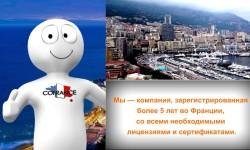 ПМЖ во Франции и Монако