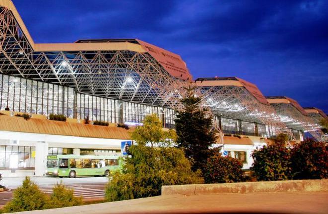 За 2016 год аэропорты РФ обслужили почти 160000000 человек