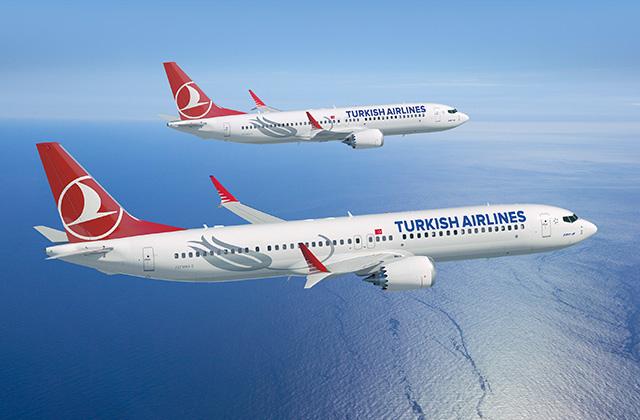 Turkish Airlines теперь выполняет рейсы из Запорожья